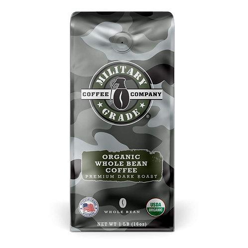 Military Grade 'Bean' Coffee (16 oz.)