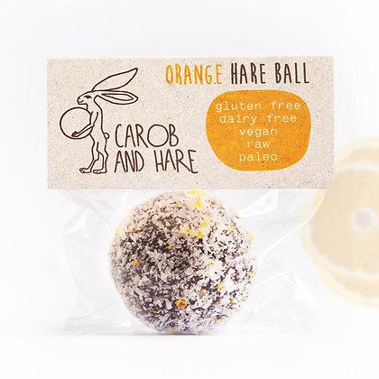 Orange Hare Ball
