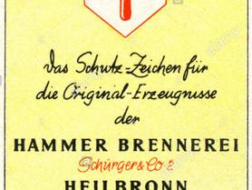 """Vortrag 26.4.2018 19 Uhr: """"Aus der Geschichte der Hammer-Brennerei Landauer & Macholl Heilb"""