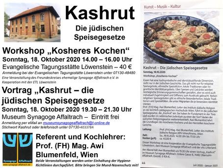 Kashrut - Die jüdischen Speisegesetze