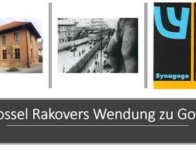 """Abgesagt: Musikalische Lesung von Zvi Kolitz - Ensemble """"Lautwärts"""" - Vortrag Shaul Friberg"""