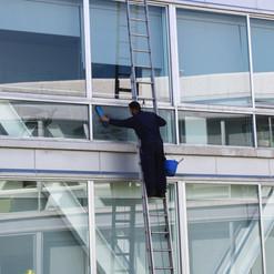 Limpieza de vidrios