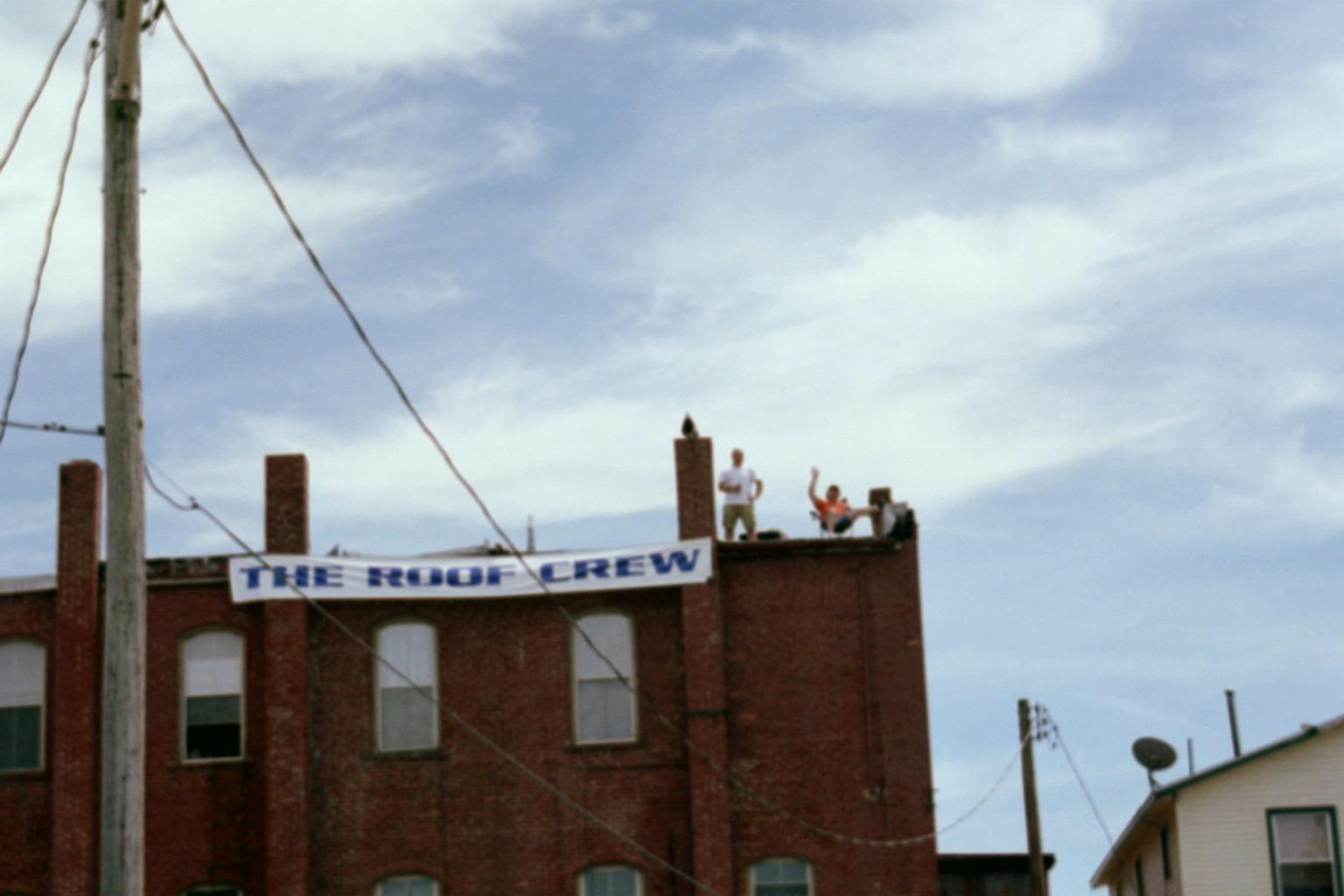 The Roof Crew