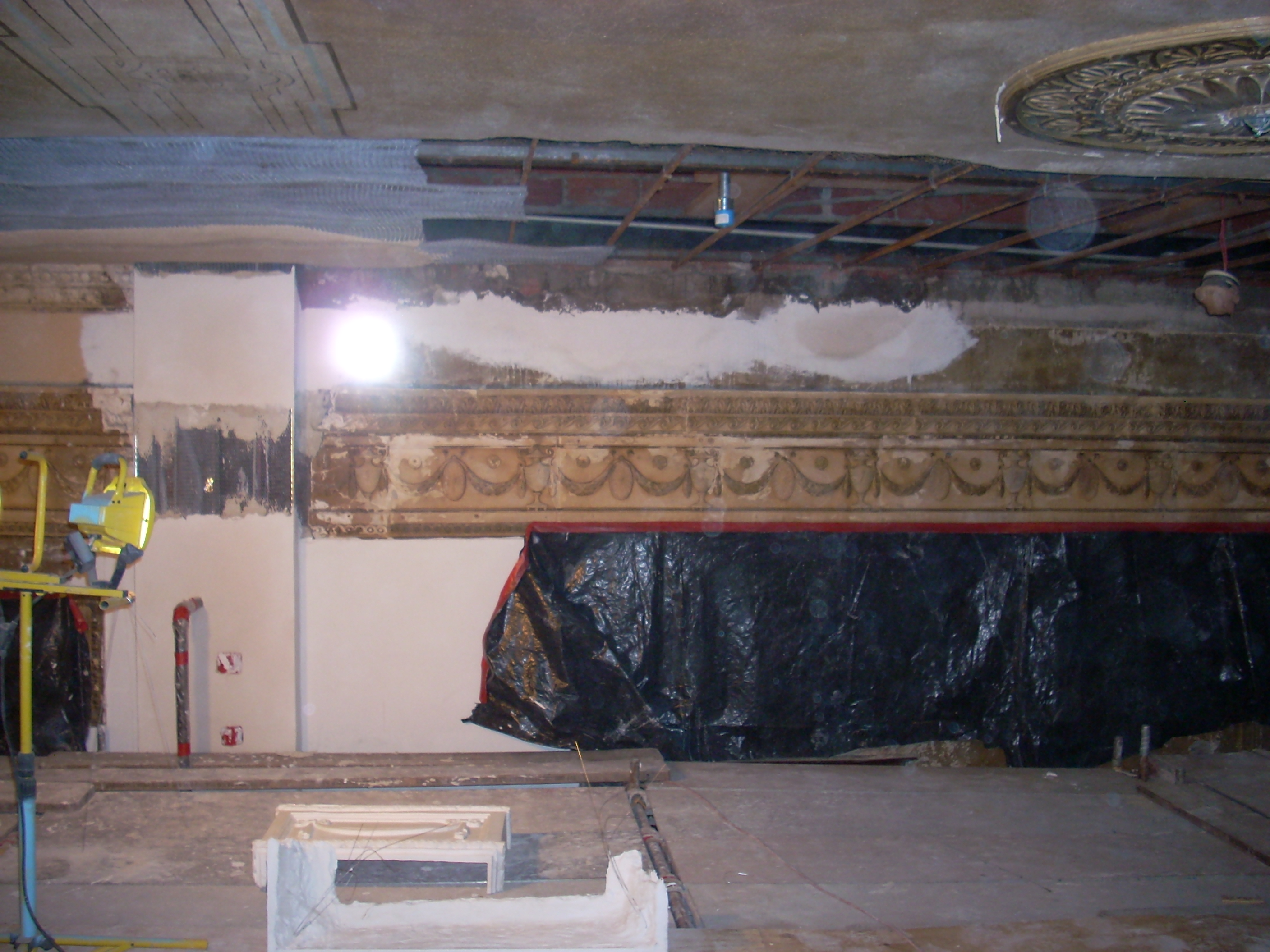 Plaster work progress 005.JPG