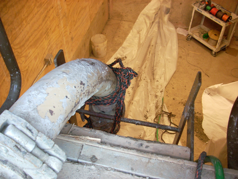 Fixing the basement