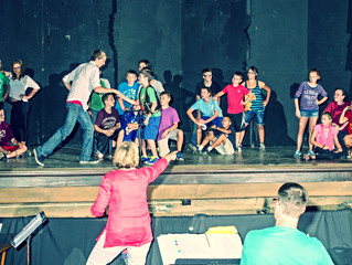 AUGUST 8: Hollywood Sponsors Annual Summer Drama Camp