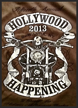 2013 Hollywood Happening Shirt
