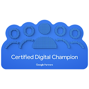 Google Certified Digital Champion