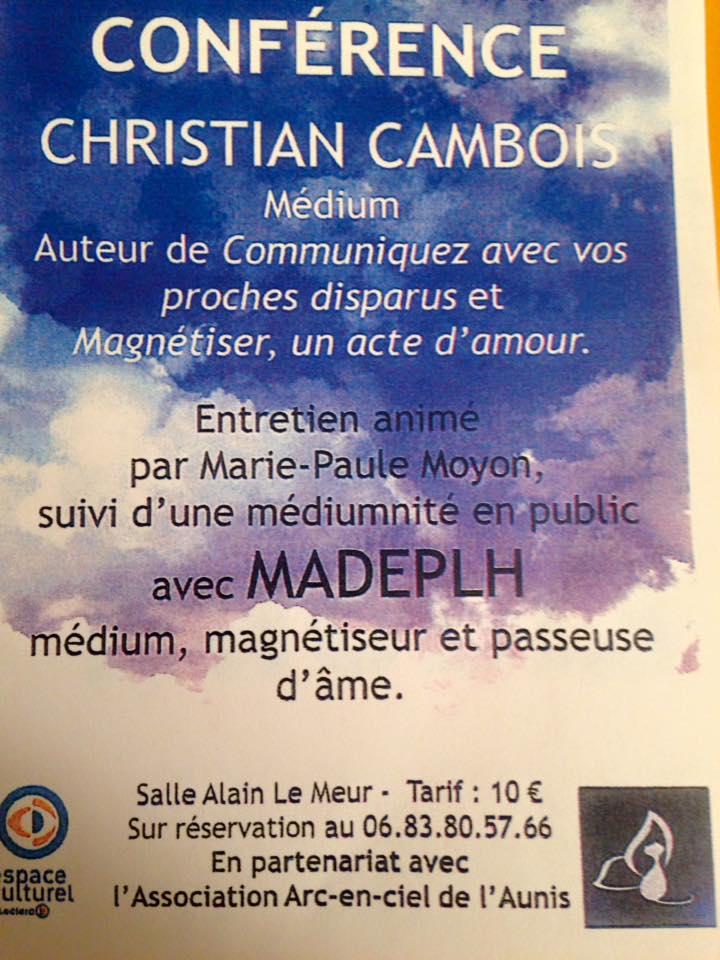 Conf La Rochelle 16avril16