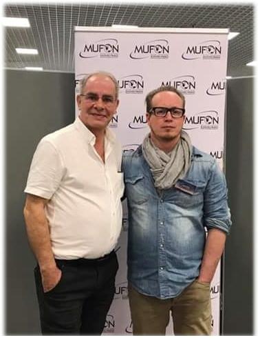 Pascal Fechner Mufon 2