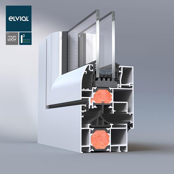 ELVIAL EL 4600 Multilock