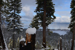 Tahoe Winter Storm Clearing
