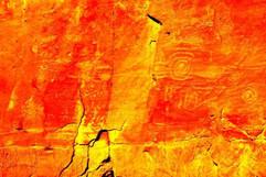 Petroglyph Negative
