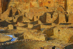 Pueblo Bonito Chanco Canyon