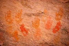 Ancient Hands, Canyonlands NP