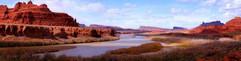 Colorado River Canyonlands, Utah