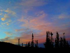 SummerTwilight, Jicarita Peak, New Mexico