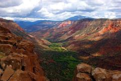 San Diego Canyon, New Mexico