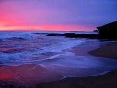 Coastal Sunset, California