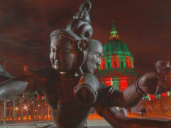 Buddha SF City Hall
