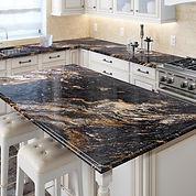 Galactic Storm Granite Kitchen Counterto
