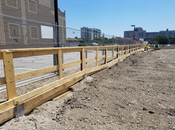 Structural Safety Fence