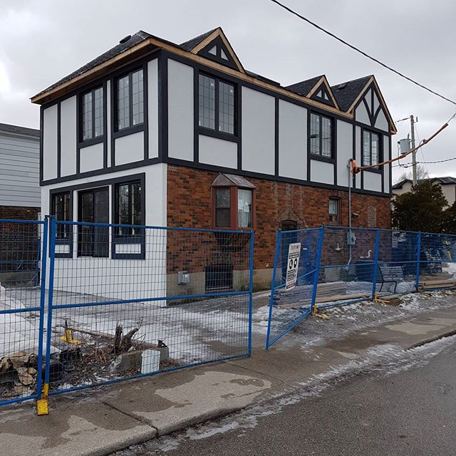 Main Floor Demo & Second Story  Addition we just recently finished in the East York Community