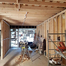 Commercial Construction Interior Framing Toronto