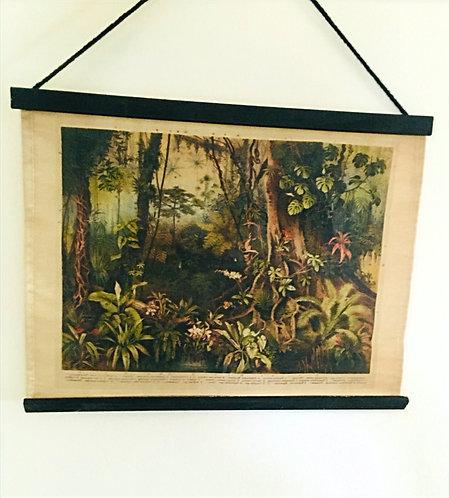 Canvas Botanique
