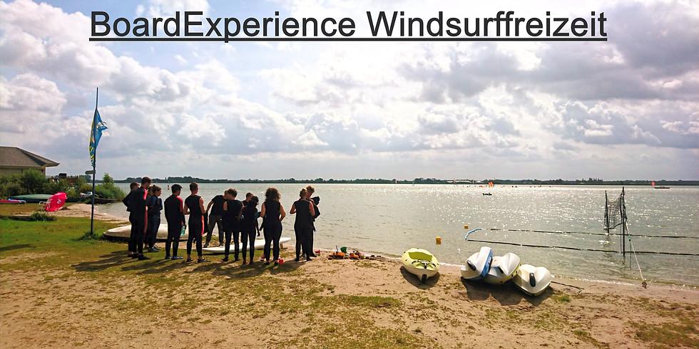 BoardExperience Windsurffreizeit UNI Mannheim