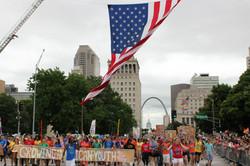 2014 Pride Parade Downtown St. Louis