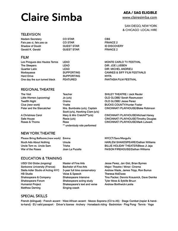 SIMBA CLAIRE 2020 resume.jpg