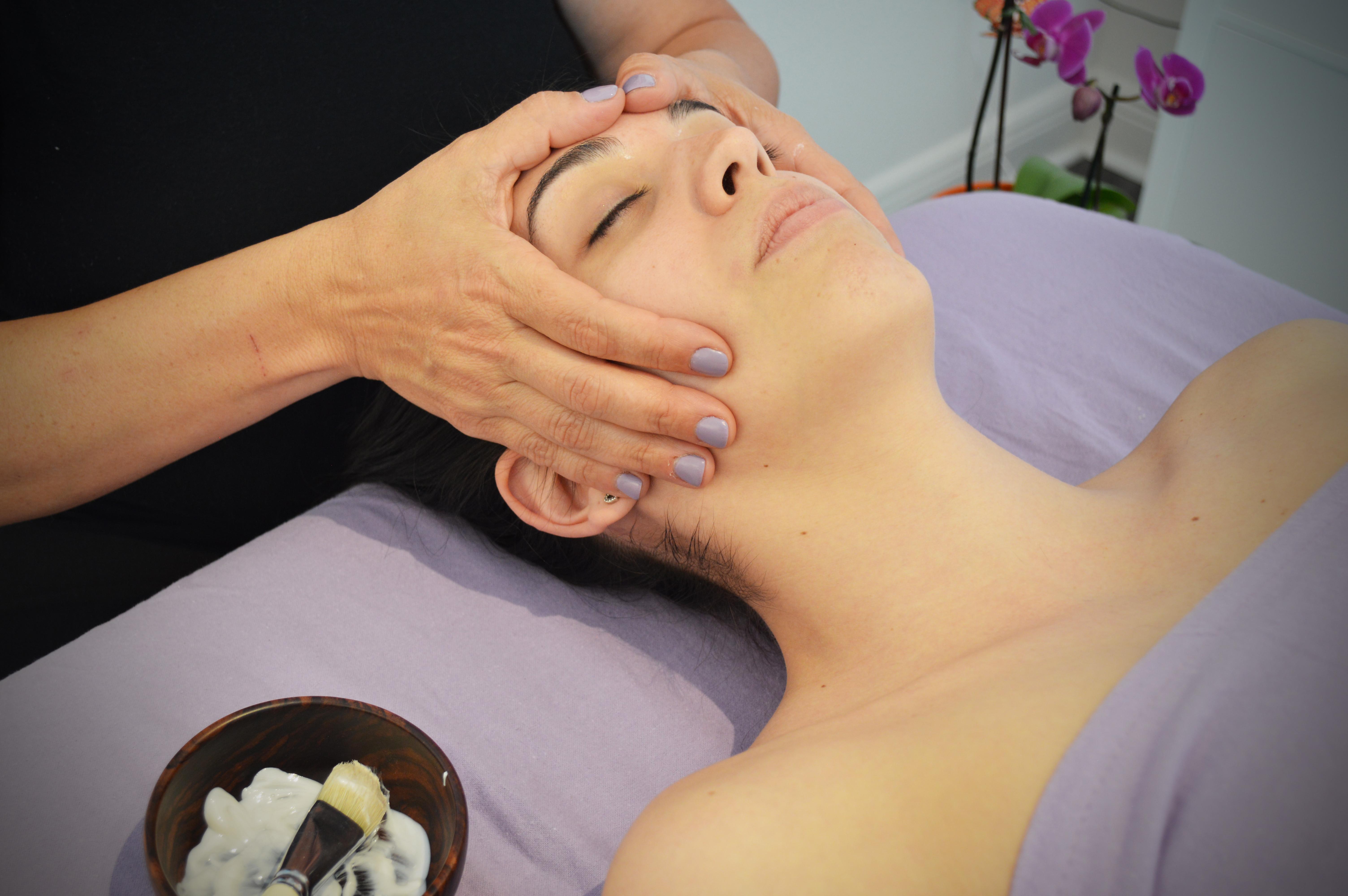 Ayurvedic Resurfacing Facial