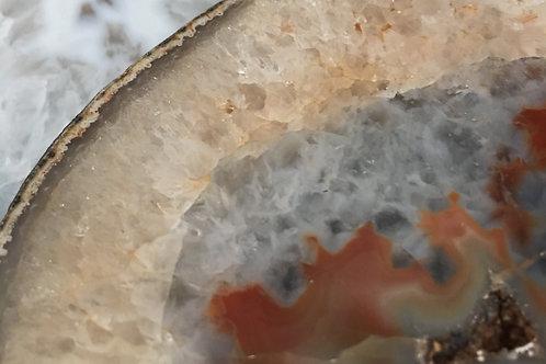 """Crystals - Geode Slices 6-7"""" / Varies"""