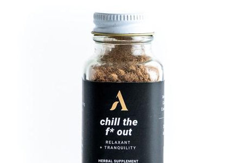 CHILL THE F* OUT