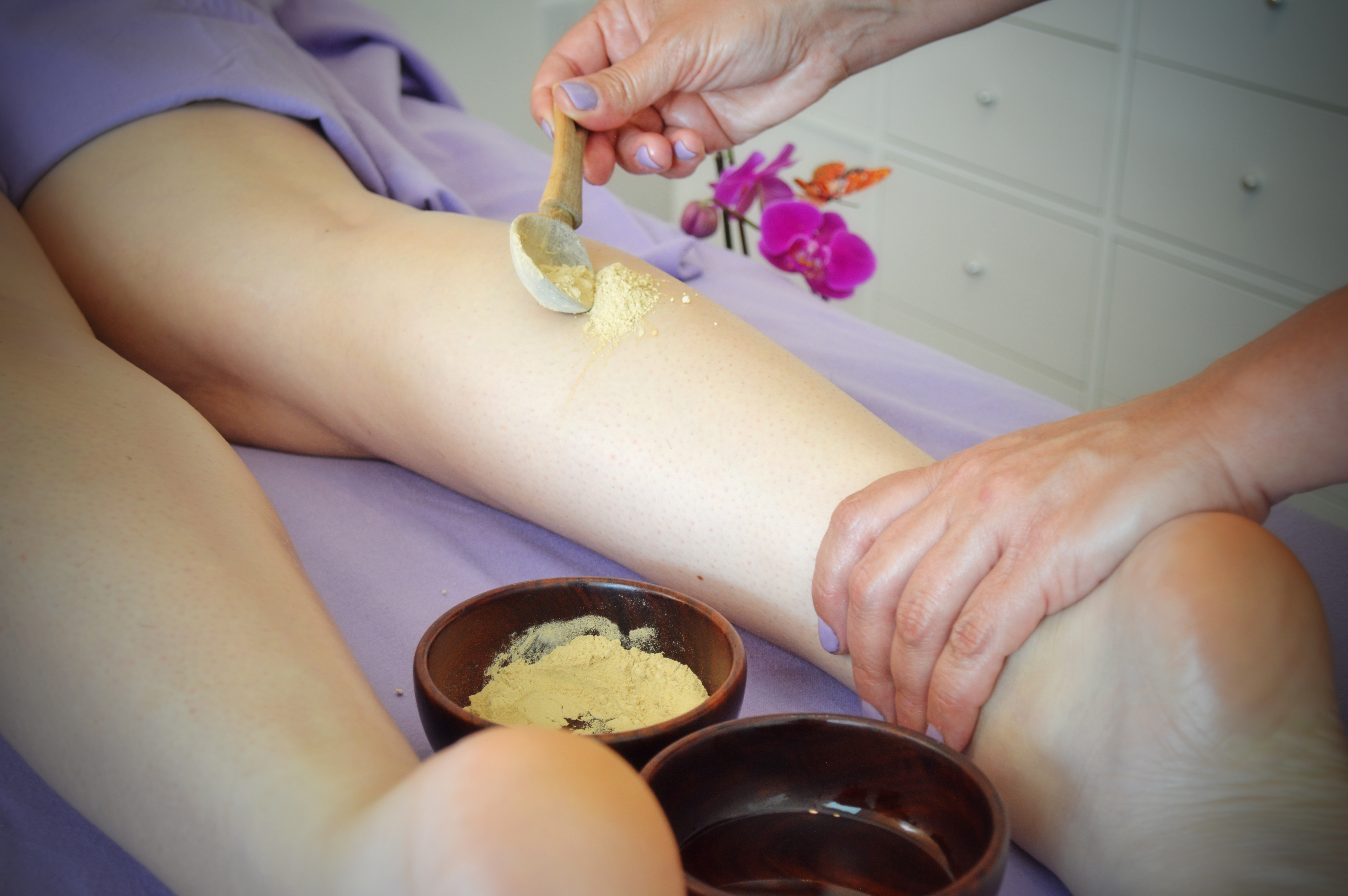 Ayurvedic Relaxing Massage