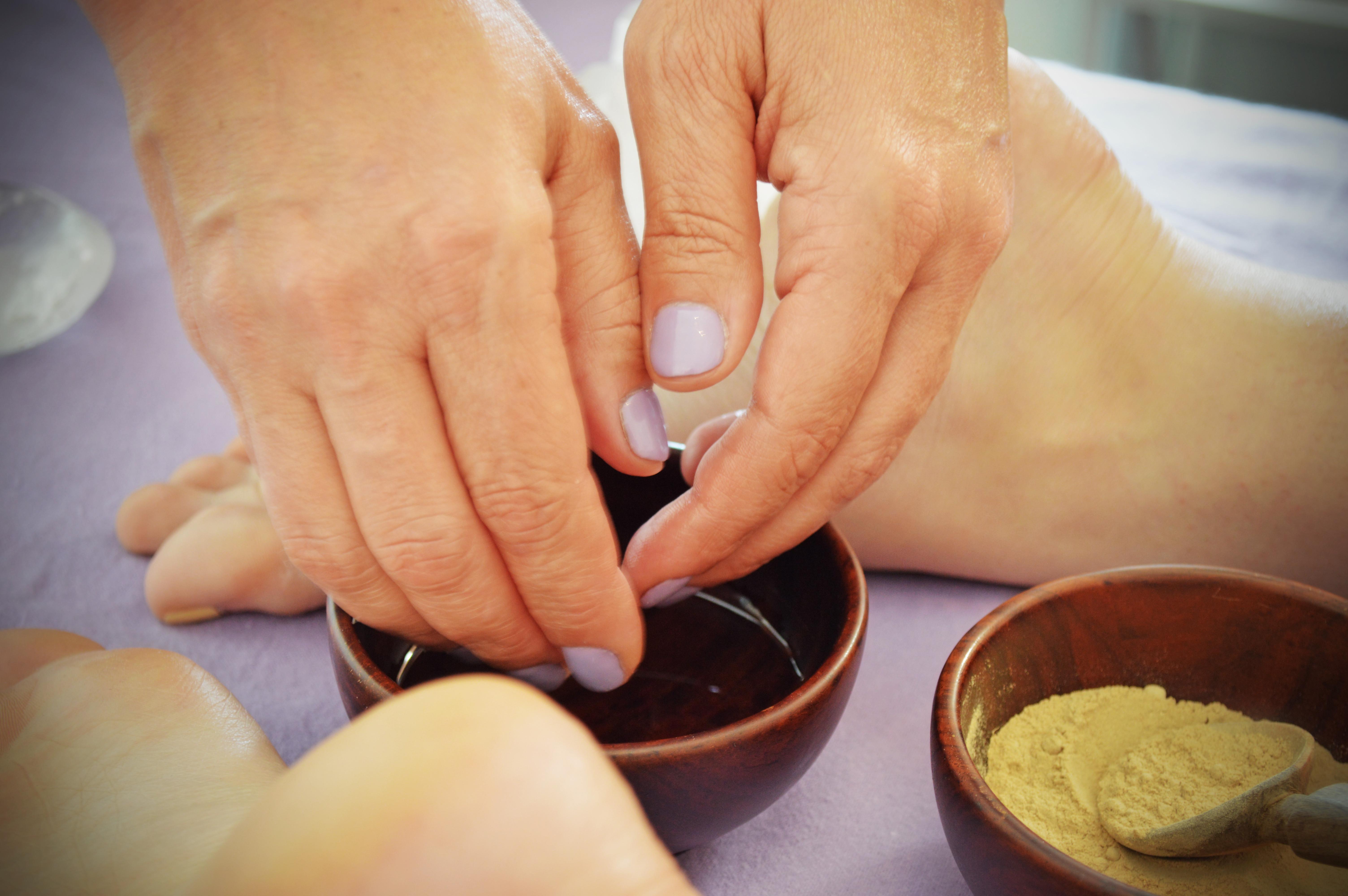 Ayurvedic Deep Tissue Massage