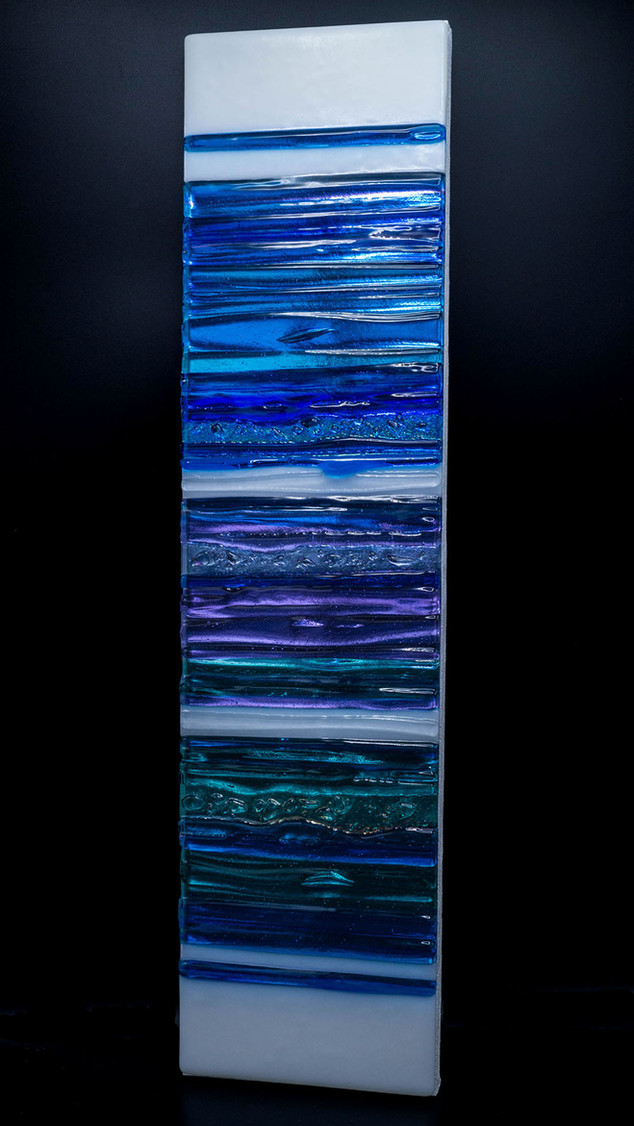 SURF - SCULPTED GLASS PANEL