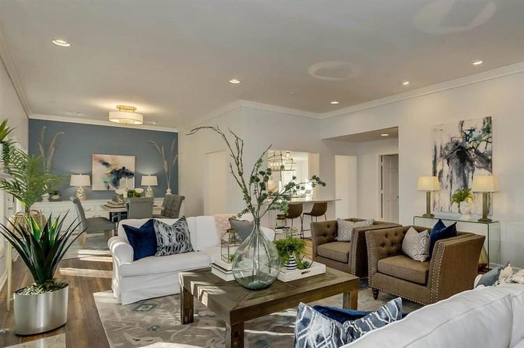 LoveLeeHomes Living Room Design