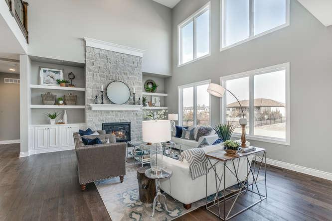 LoveLeeHomes Living Room Home Staging
