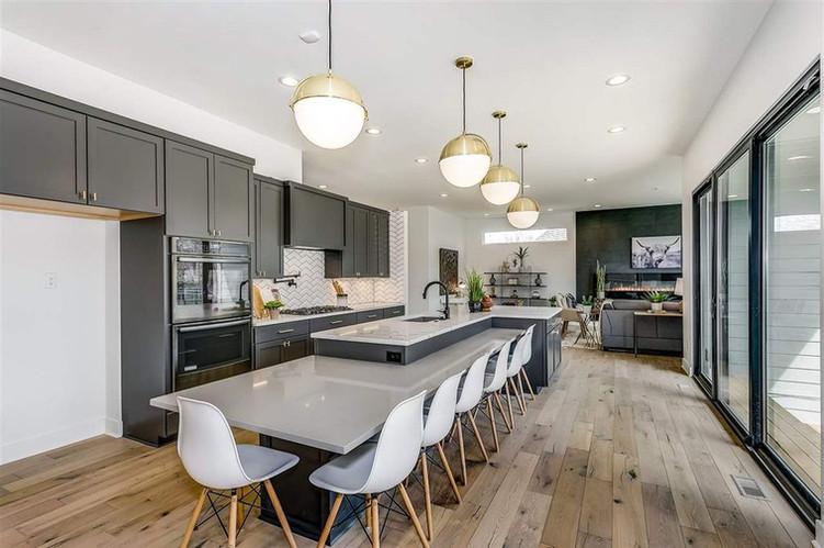 LoveLee Homes Dream Kitchen Staging