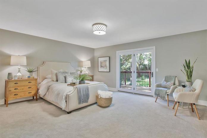 LoveLeeHomes Bedroom After Staging