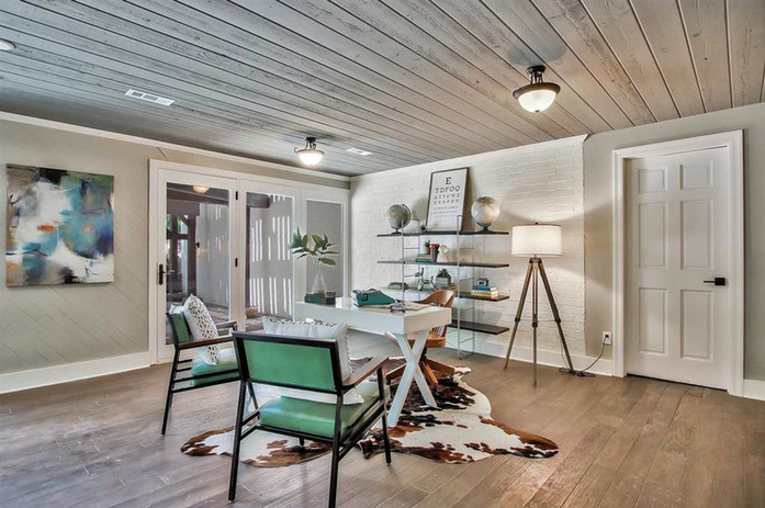 LoveLeeHomes Home Staging Home Office