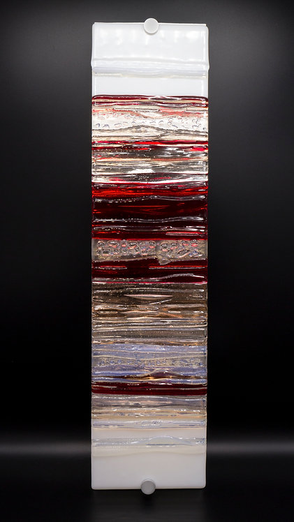 MIRROR PANEL - Red Ice