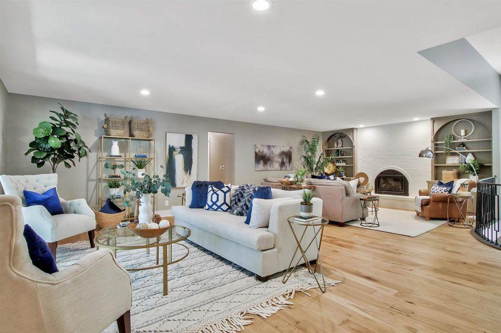 LoveLeeHomes Big Living Room Home Stagin