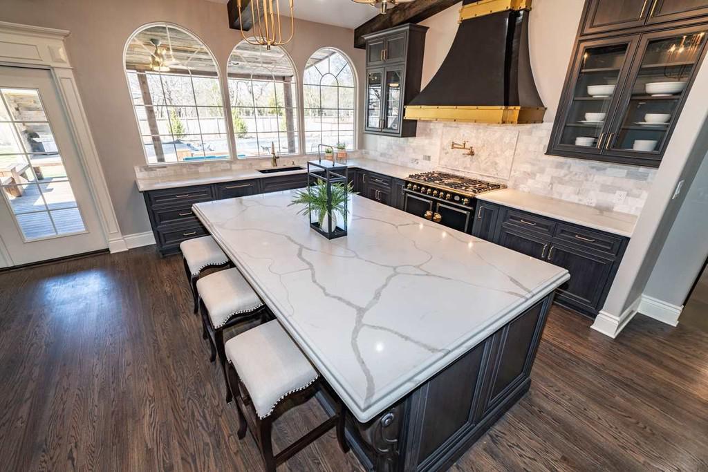 LoveLee Homes Kitchen Design