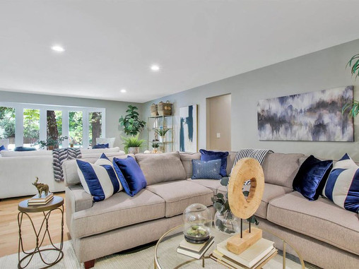 3 Ways Interior Design and Home Staging Differ