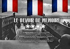 Devoir de mémoire - avranches - mont saint-michel broker 5.0 tourisme Mont Saint-Michel