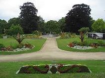 Visite du jardin des plantes d'avranches broker 5.0 tourisme Mont Saint-Michel