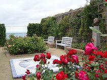 jardin christian dior granville Broker 5.0 tourisme Mont Saint-Michel